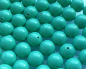 6mm SWAROVSKI® ELEMENTS Jade Crystal Pearl Beads - 50 pearls for jewellery making, beadwork and craft
